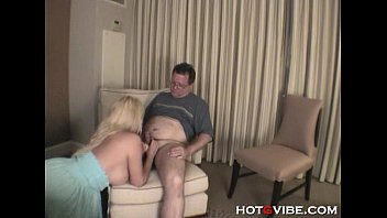 Dick hungry blonde MILF