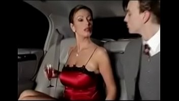 Sexy Lady Fuck in Limousine - More videos on milfporn4u.easyxtubes.com