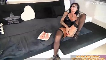 Funny German Userdate Fail With Big Tits Tattoo Femdom Milf