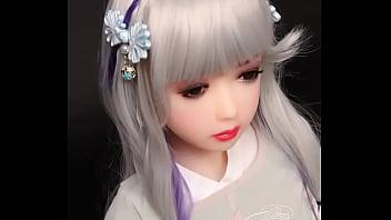 125cm cute sex doll (Ruby) for easy fucking 2 min
