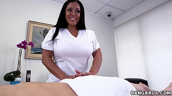 BANGBROS- Surprise Happy Ending Handjob