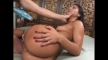Romain wired pussy - Stud fucks sexy brunette pussy and ass then cums on her face