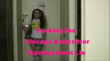 Hot asian babysitter fucked Fuckin the chicago babysitter starring amai liu