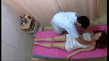 Amazely Sexy Asian Girl Gets Excited in Massage Session - thevoyeurtube.net thumbnail