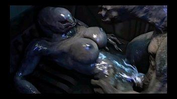 Doujin alien sex Halo elites need sex too furry sex, alien sex, sangheili