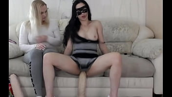 Horny Toy in Ass Cam-show