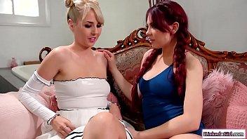 Find xxx lactation videos Redhead babe milking her milf bff