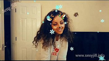 Free pov blowjob - Christmas snapchat teen gives best deepthroat blowjob with massive cumshot swallow tiktok hot shots pov indian