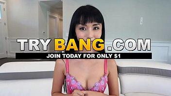 Japanese Pornstar Marica Haze Stuffed With Big Black Cock
