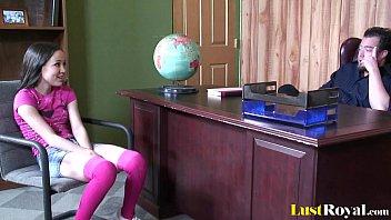 Petite Cutie Amai Liu Gets A Bonking Session