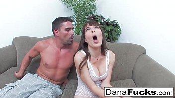 Dana DeArmond's hot gonzo anal sex