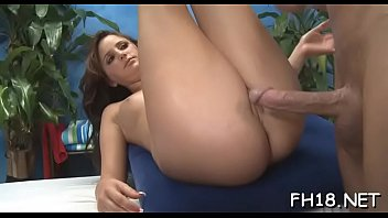 Free pulsating pussy Floozy is nailed by pulsating penis after giving deep throat