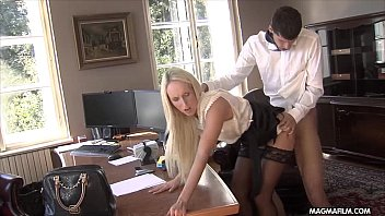 Simone escort vancouver Magma film fucking the office secretary