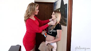 Hypno lesbians Kenna james and her cursed step mom angela sommers