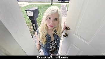 ExxxtraSmall - Teen With Braces Gets Fucked By Huge Cock!
