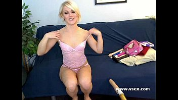 Doggie style sex machine webcam Ash Hollywood