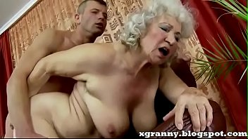 Grandmother sex with grandson