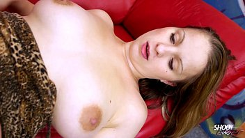 ShootOurSelf Oiled big tits & fucked tight horny pussy thats what blonde love