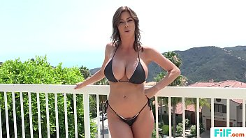 Womens bikini tops - Filf - stepmom alexis fawx uses stepson to fulfill her sexual needs