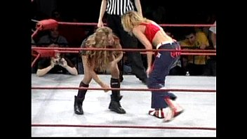 Hairy women wrestling Wew nude submission