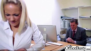 Hard Sex Action With Slut Big Tits Office Girl (lou lou) video-26