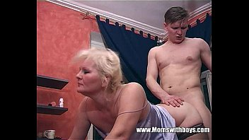 In praise mature women Catching his stepmom masturbating and they fuck