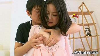 Javhub Ayumi Iwasa Has Her Tight Japanese Pussy Pounded