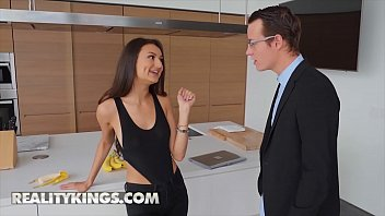 (Eliza Ibarra) is naughty knows how to handle a big cock - RealityKings
