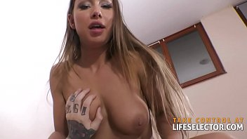 Casting with beautiful hungarian girls POV
