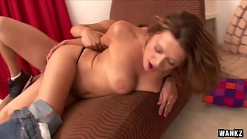 WANKZ- Whale Tail Whore Carmen Begs For Dick