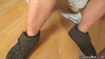 Sewing granny takes cock thumbnail