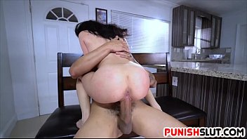 Bruno my dick song Kiley kay disciplined by burglar penis after she taunts him