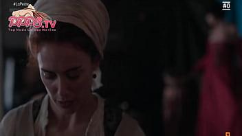 2018 Popular Cecilia Gomez Nude From La Peste Seson 1 Episode 6 Sex Scene On PPPS.TV