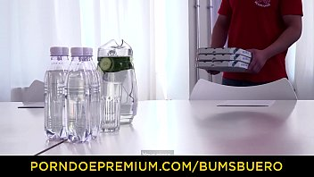 BUMS BUERO - Secretary Monika Phamous gets hungry for cock at the office thumbnail