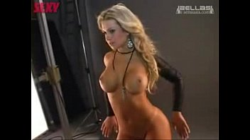 Mariana Skieres Making Of Revista Sexy