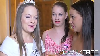 BABES LOVES BACHELORETTES featuring (Blue Angel, Clea Gaultier)