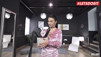 LETSDOEIT -  Anal Therapy For Nympho Romanian Babe Nelly Kent thumbnail