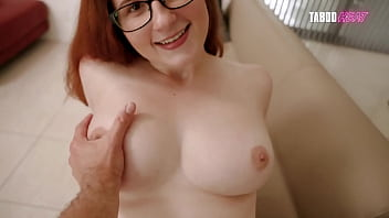 Taboo Heat - Horny Stepdad Gets Seduced By Stepdaughter's Perfect Boobs - Bess Breast