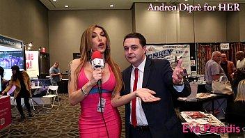 Andrea Diprè for HER - Eva Paradis