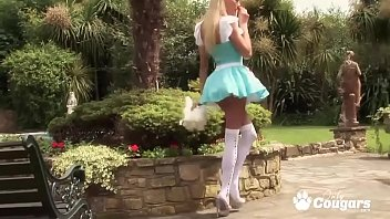 Alice in wonderland adult film - Naughty alice bangs everyone in wonderland - stacy saran
