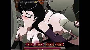 Online porn flash game - Meet and fuck evil sorceress rewards minions