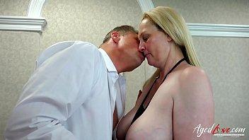 Mature ladies affair Agedlove suzie is fucked by handy businessman marc