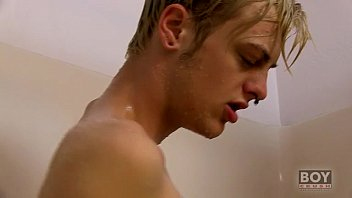 Ov guide gay porn Cock stroking in the shower