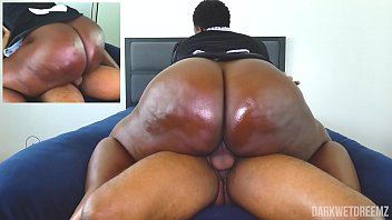 Ebony BBW MAID Needs To Get Pregnant | Clip