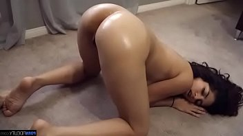Busty Latina Rudely Woken Up In Her Room
