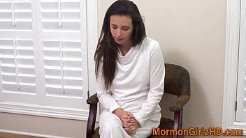 Mormon teen cum filled