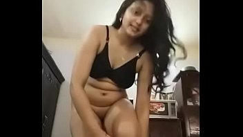 Striped jasper - Cute indian girl show her big boobs and pussy