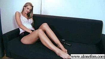 Strange Things Horny Girl Put In Her Holes For Pleasure vid-30