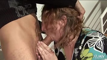 Milf do her homework and get fucked