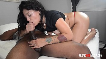 Selena Blaze Interracial